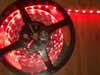 Светодиодная лента 300 led  SMD5050 5m 12v Красный IP65