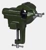391560 Тиски с винтовым зажимом для стола усиленные 60 мм