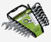 515280 Набор ключей комб.трещоточных с переключателем 8 шт пласт