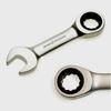 515614 Ключ комбинированный трещоточный короткий 14 мм