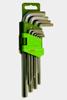 561091 Набор ключей шестигранных 9 шт длинных