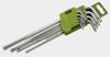 563592 Набор ключей TORX  9 шт. с отв. длинные