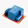 Arduino 1 канальный модуль 5V реле до 30A Оптопара -