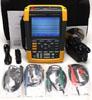 FLUKE 190-104/S Цветной осциллографф 4канала 100МГЦ
