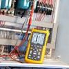 Fluke 125/S - осциллограф промышленный 40 МГц + SCC120