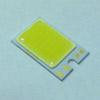 LED COB 1,3Ватт цвет Белый 9v-12v 130Люмен 25мм x 25мм -