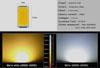LED SMD5730 0.5 Вт Epistar, ТЕПЛЫЙ Белый, комплект 100шт