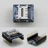 SD mini звуковой модуль (WTV020-SD-16P) -