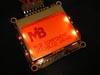 Дисплей LCD 84х84 пикселя NOKIA5110 LPH7366 Arduino -