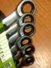 515060 Набор ключей трещоточных, 6 пр, (холдер). 8,10,12,13,14,1