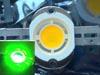 Мощный светодиод 10W Цветной  LED 12V зеленый