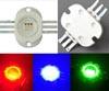 Мощный светодиод 10W Цветной 10W 12V RGB
