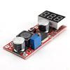 Понижающий модуль LM2596 с LCD вольтметром ARDUINO