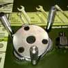 800220 Съемник масляных фильтров трехлапый 65-122 мм