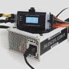 Тестер блока питания ATX, BTX, ITX. с LCD дисплеем, Алюминиевый