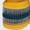 Резисторы, набор №1 2450 шт 0,25Вт 50 номиналов по 50 штук
