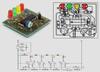 Радиоконструктор RL126. Светодиодный индикатор уровня напряжения