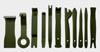 825911 Набор пластиковых съемников для панелей облицовки, 11пред