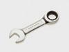 515617 Ключ комбинированный трещоточный короткий 17 мм