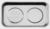 838020 Тарелка магнитная для крепежа, прямоугольная 136*237 мм -