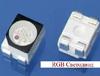 Яркий Светодиод LED SMD 3528 RGB (комплект 100 штук)