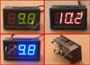 Термометр встраеваемый 12v -50 +110 Синий