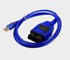 Автодиагностический кабель VAG-COM OBDII 409.1 USB