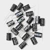 Конденсаторы электролитические набор 34 номинала 145 штук