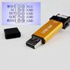 Программатор USBasp USB ISP AVR для Atmel ATMEGA + переходник