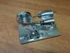 Двигатель Стирлинга C, действующая модель с генератором на 5V
