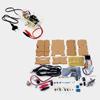 Конструктор для сборки блока питания на стабилизаторе LM317