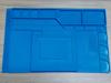 Коврик силиконовый, термостойкий, для паяльных рабор S-180