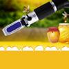 Рефрактометр мёда RHB-90 ATC (сахар 58-90%, влажность 12-27%, пл -
