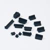 Заглушки силиконовые для разъемов ноутбука 13шт.