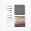 Запасной комплект калибровочных пластин для толщиномера