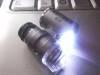 Микроскоп 60х с подсветкой + ультрафиолетовый LED -